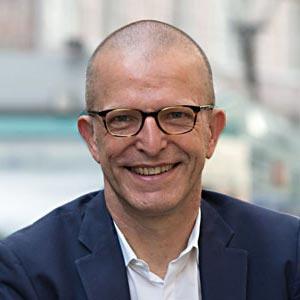 Stadtrat Stefan Majer - Gesundheitsdezernent der Stadt Frankfurt am Main